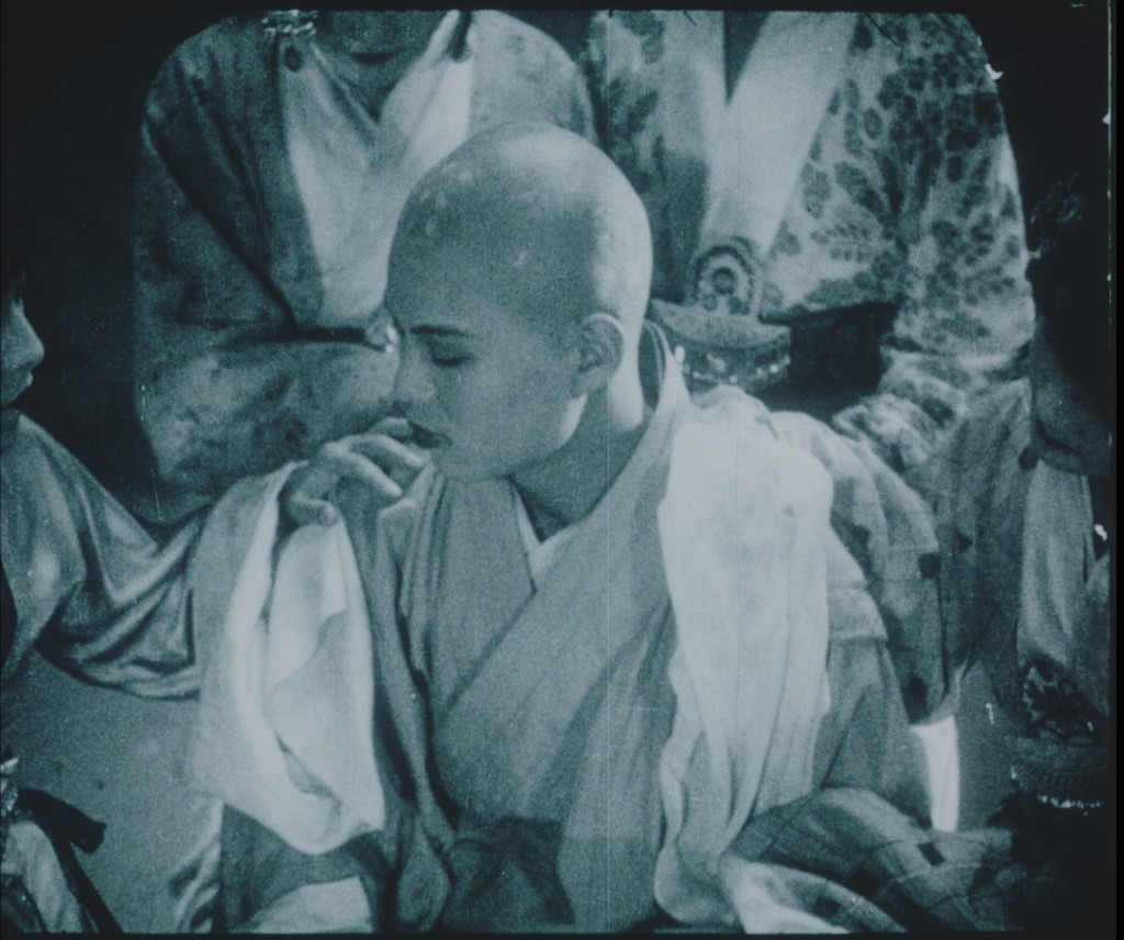 *The Cave of the Silken Web.* 1927. China. Directed by Dan Duyu. Courtesy National Library of Norway