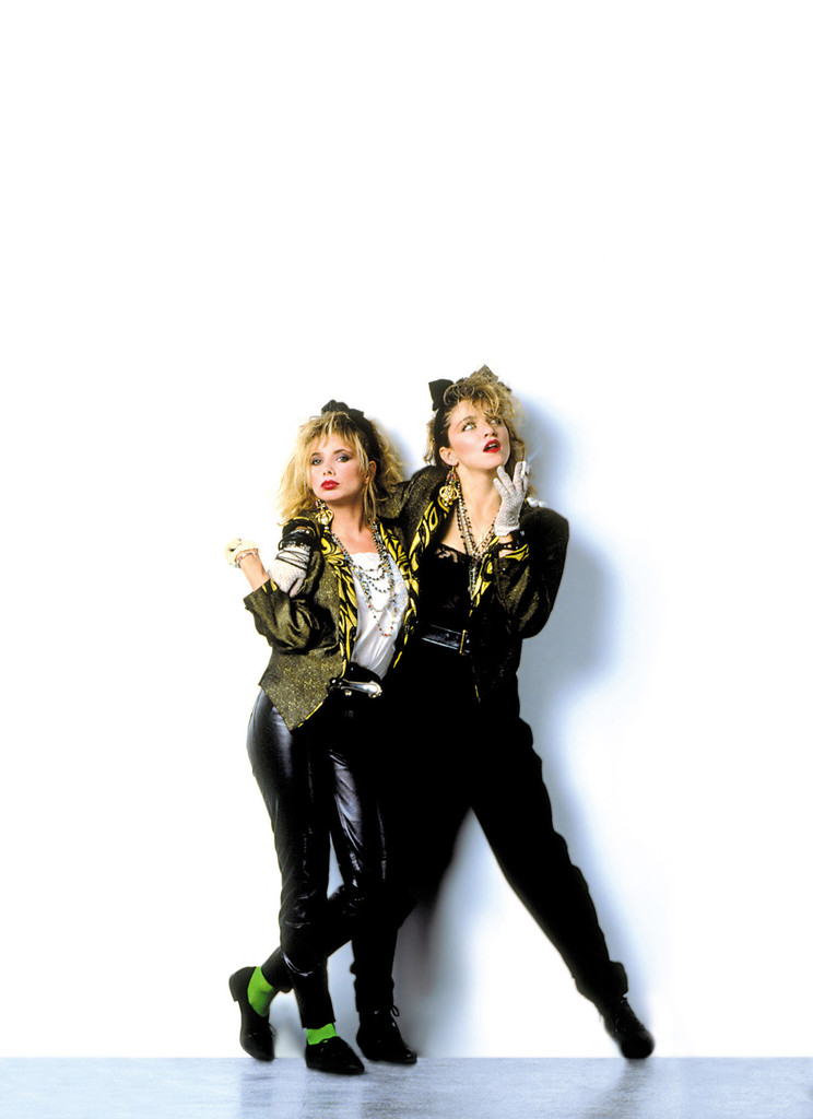 *Desperately Seeking Susan*. 1985. USA. Directed by Susan Seidelman. Courtesy Orion Pictures Corp./Photofest