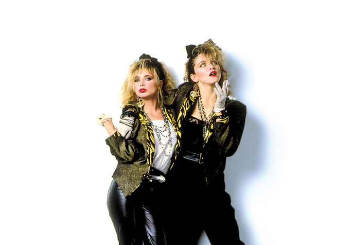 Desperately Seeking Susan. 1985. USA. Directed by Susan Seidelman. Courtesy Orion Pictures Corp./Photofest