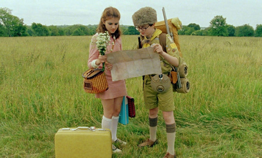 *Moonrise Kingdom*. 2012. USA. Directed by Wes Anderson