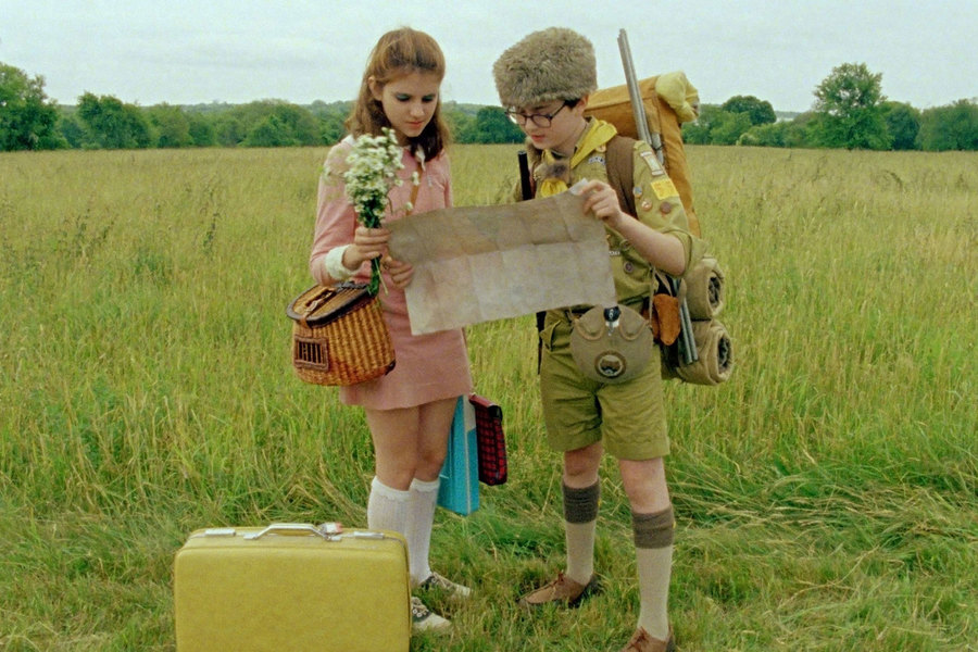 Moonrise Kingdom. 2012. USA. Directed by Wes Anderson
