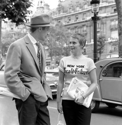 À bout de souffle (Breathless). 1960. France. Directed by Jean-Luc Godard