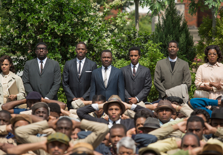 Selma. 2014. USA. Directed by Ava DuVernay. Courtesy of Paramount Pictures