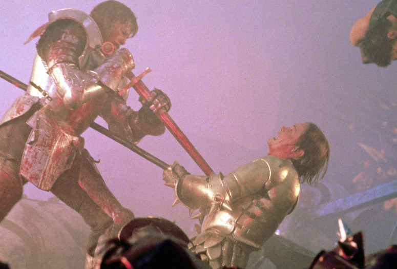 Excalibur. 1981. Great Britain. Directed by John Boorman. © Orion, courtesy Orion/Photofest