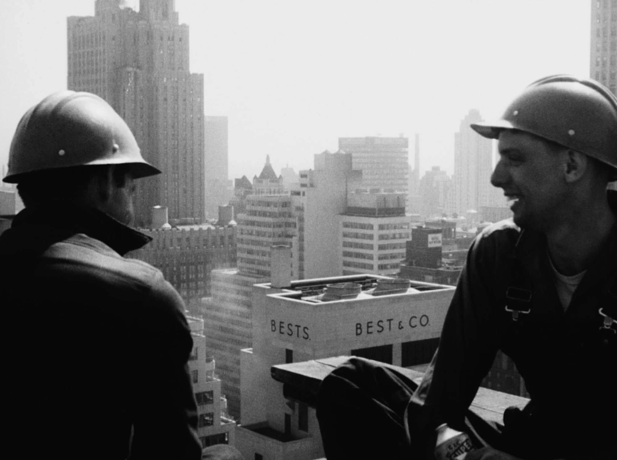 Skyscraper. 1959. USA. Directed by Shirley Clarke. Courtesy of Milestone Films