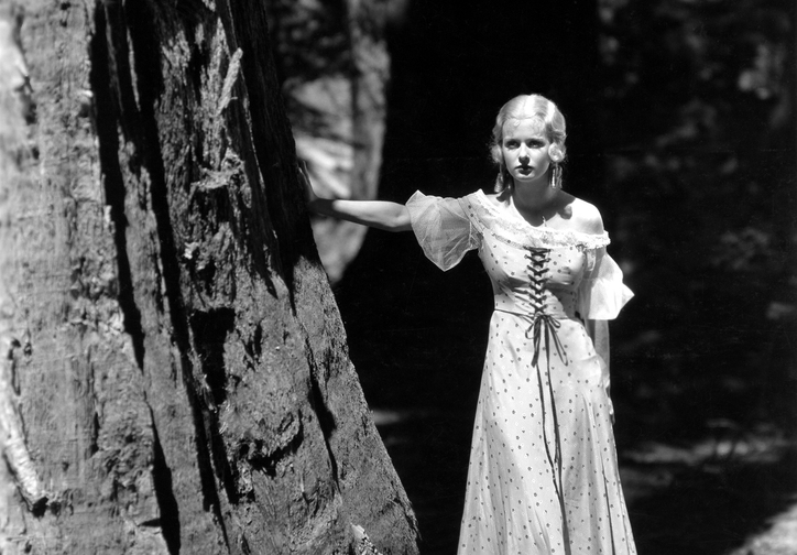 Wild Girl. USA. 1932. Directed by Raoul Walsh. Courtesy Photofest © Fox Film Corp