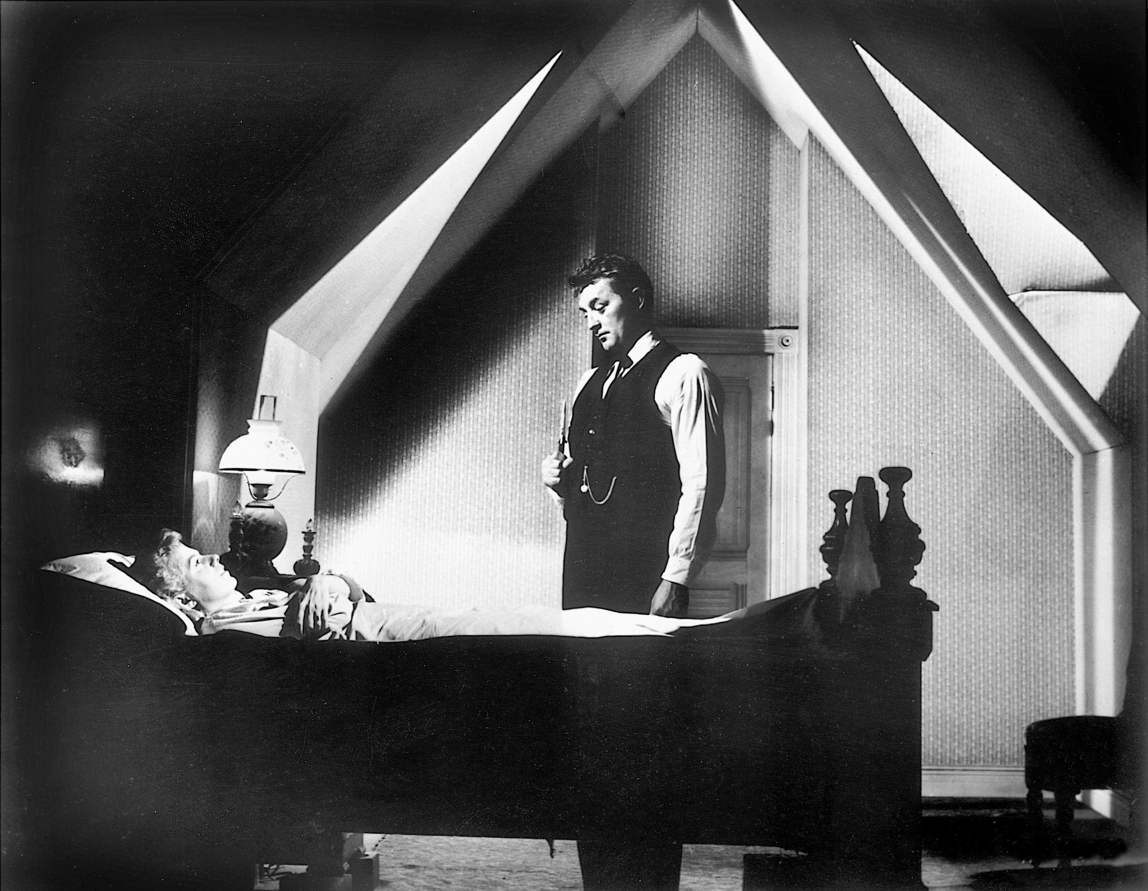 Night of the Hunter (1955). Directed by Charles Laughton