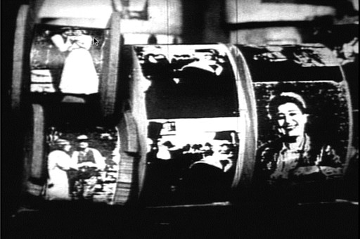 The Film of Her. 1996. USA. Directed by Bill Morrison. Courtesy of Bill Morrison