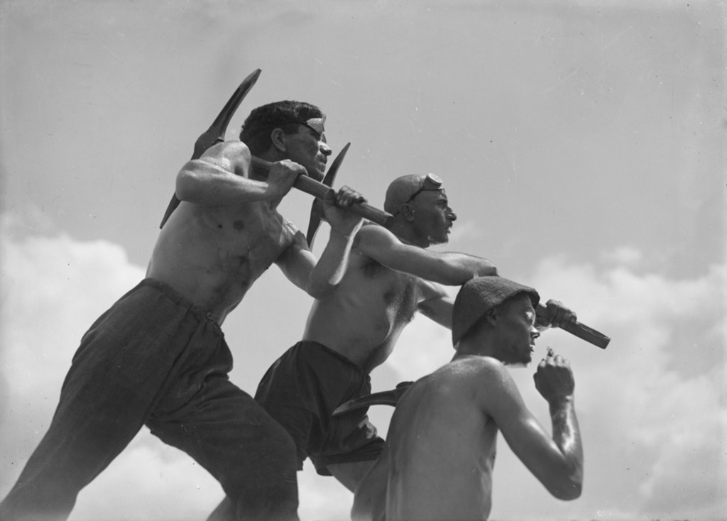 *Jim Shvante (Salt for Svanetia)*. 1930. USSR. Directed by Mikhail Kalatozov. Courtesy of the National Archives of Georgia