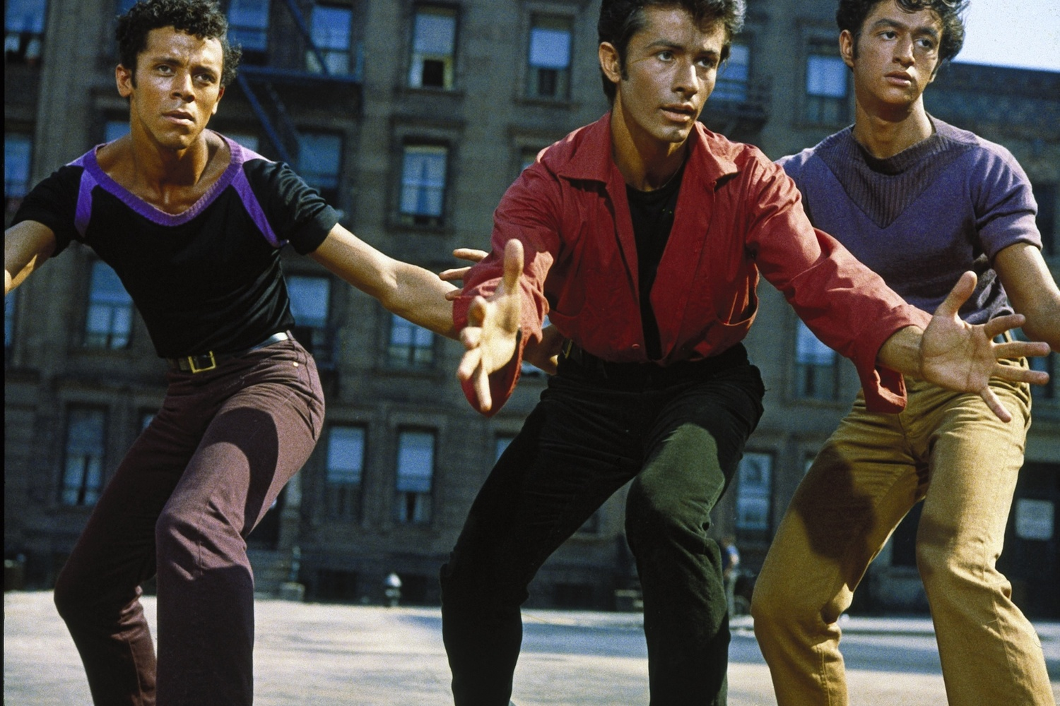West Side Story. 1961. USA. Directed by Robert Wise and Jerome Robbins. In George Chakiris: A Life in Film. Courtesy MGM Studios/Park Circus