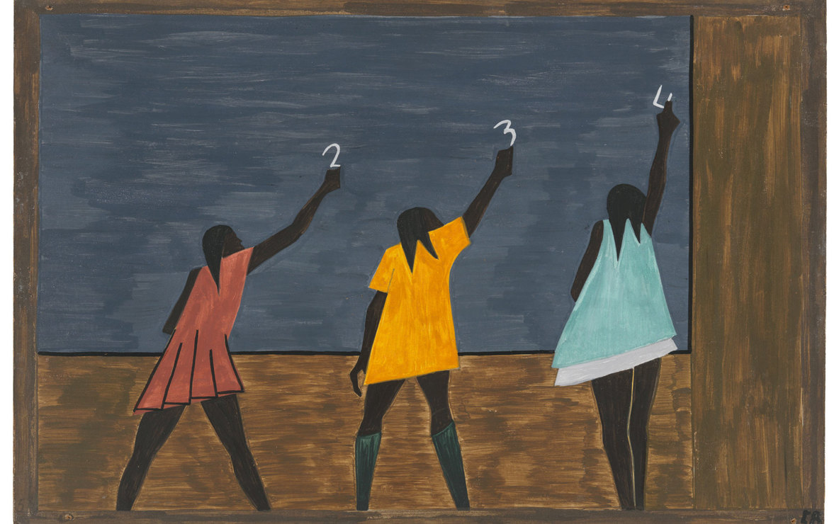 jacob lawrence story painter - photo #7