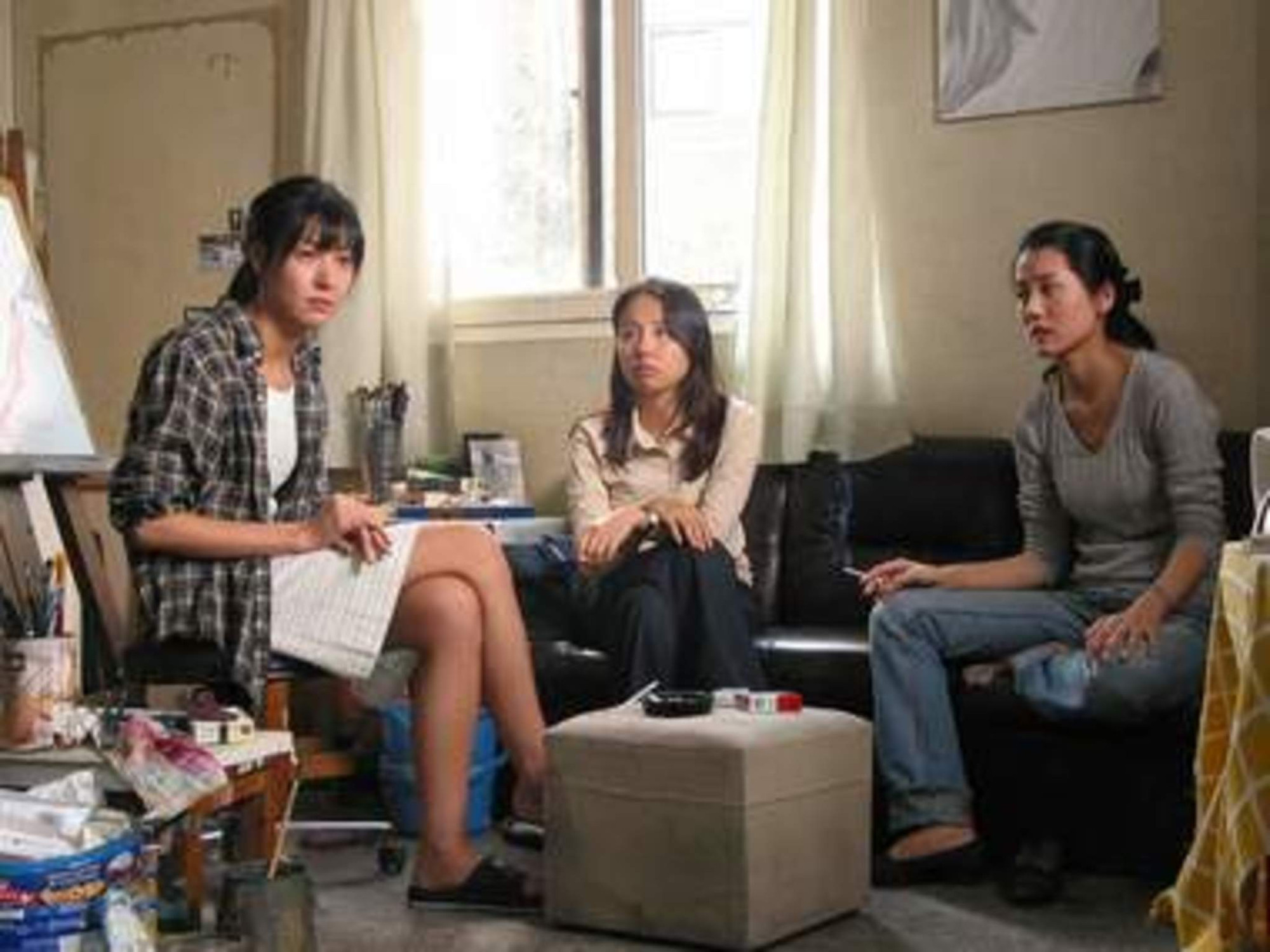 Woman Is the Future of Man. 2004. South Korea/France. Directed by Hong Sang-soo. © MK2