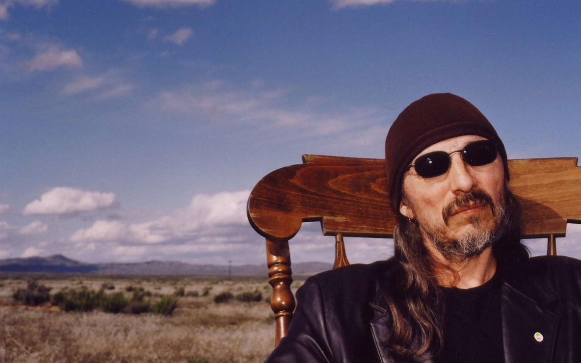 *Trudell*. 2005. USA. Directed by Heather Rae. 80 min. Courtesy Rae and Sundance Institute.