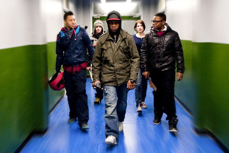 Attack the Block. 2011. Great Britain/France. Directed by Joe Cornish