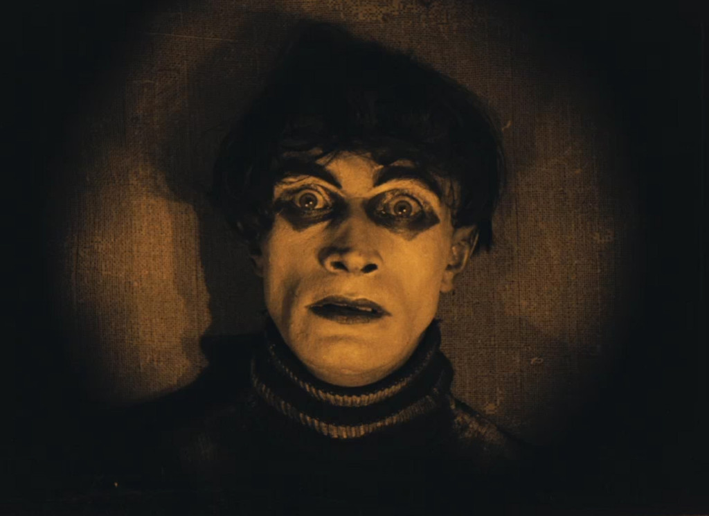 *The Cabinet of Dr. Caligari.* 1920. Germany. Directed by Robert Wiene. Courtesy Kino Lorber Films/ Friedrich Wilhelm Murnau Stiftung Foundation