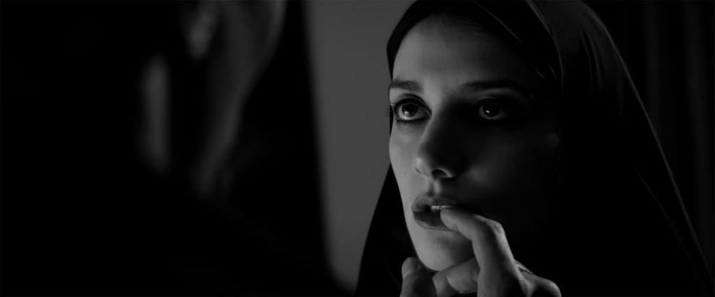 *A Girl Walks Home Alone at Night.* 2014. USA. Directed by Ana Lily Amirpour. Courtesy of Kino Lorber