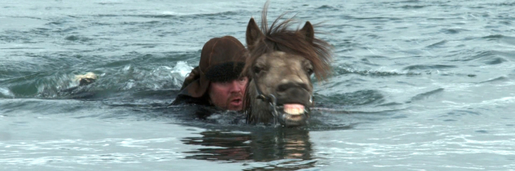 Of Horses and Men. 2013. Iceland. Directed by Benedikt Erlingsson. Courtesy Music Box Films