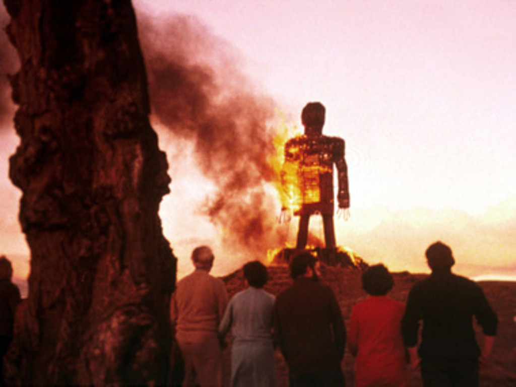 *The Wicker Man*. 1973. Great Britain. Directed by Robin Hardy. Courtesy Rialto Pictures