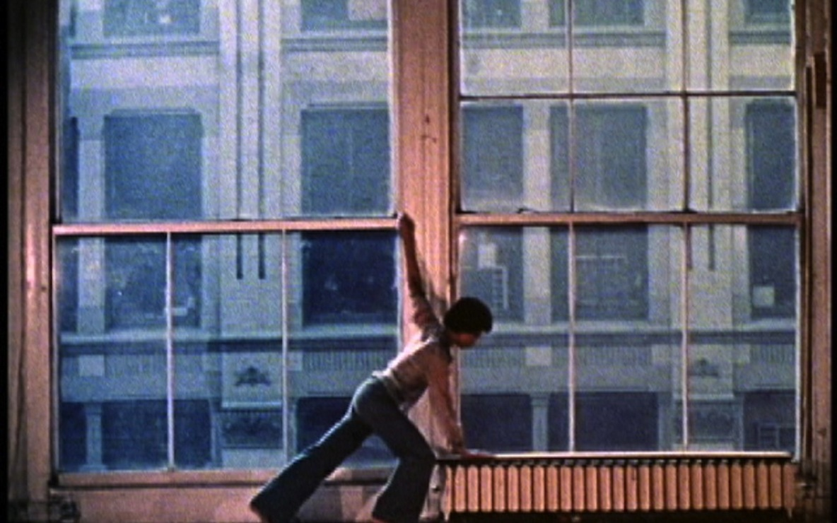 *Windows in the Kitchen*. 1977. USA. Directed by Elaine Summers. Print courtesy New York Public Library Dance Collection.  Preserved with support from the Women's Film Preservation Fund