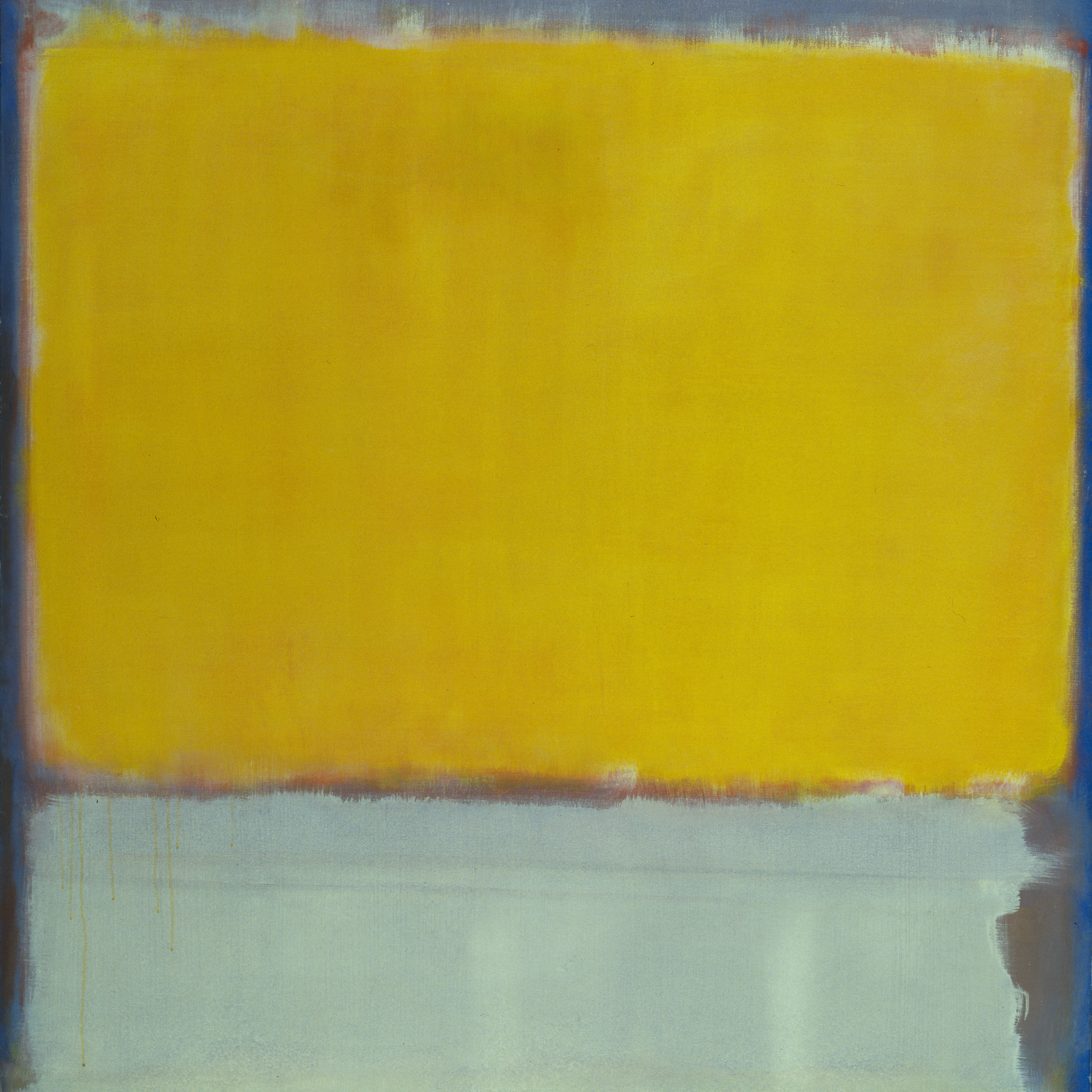 mark rothko Mark rothko: the artist's reality the most interesting painting is one that  expresses more of what one thinks than of what one sees rothko's paintings  have.
