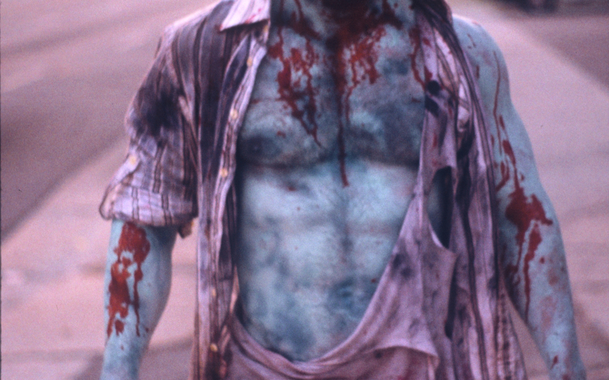 *L.A. Zombie*. 2010. USA, Germany. Directed by Bruce LaBruce. Courtesy of the filmmaker