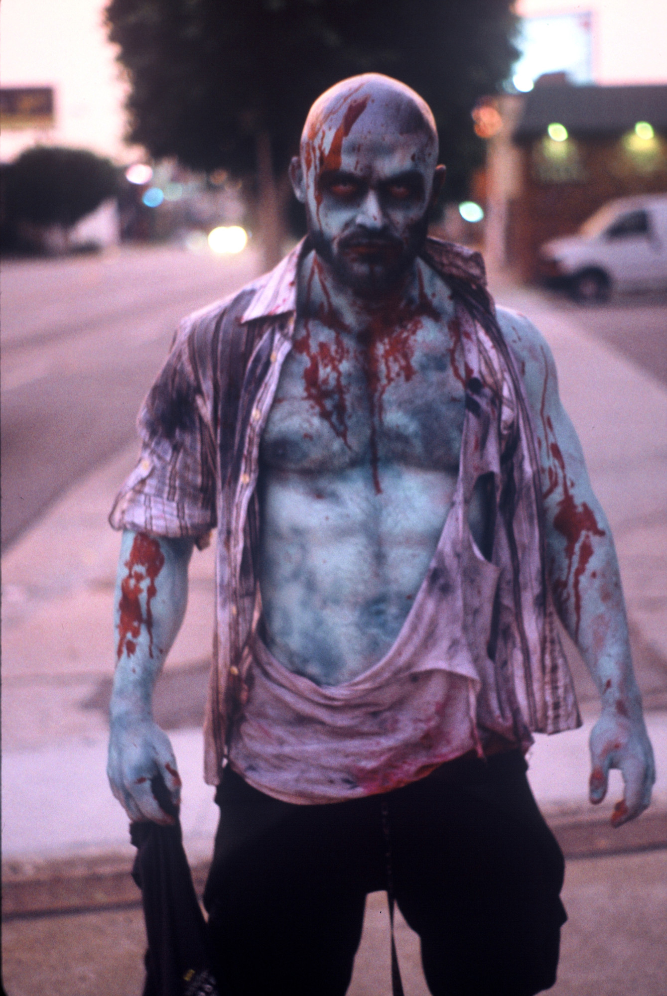 L.A. Zombie. 2010. USA, Germany. Directed by Bruce LaBruce. Courtesy of the filmmaker