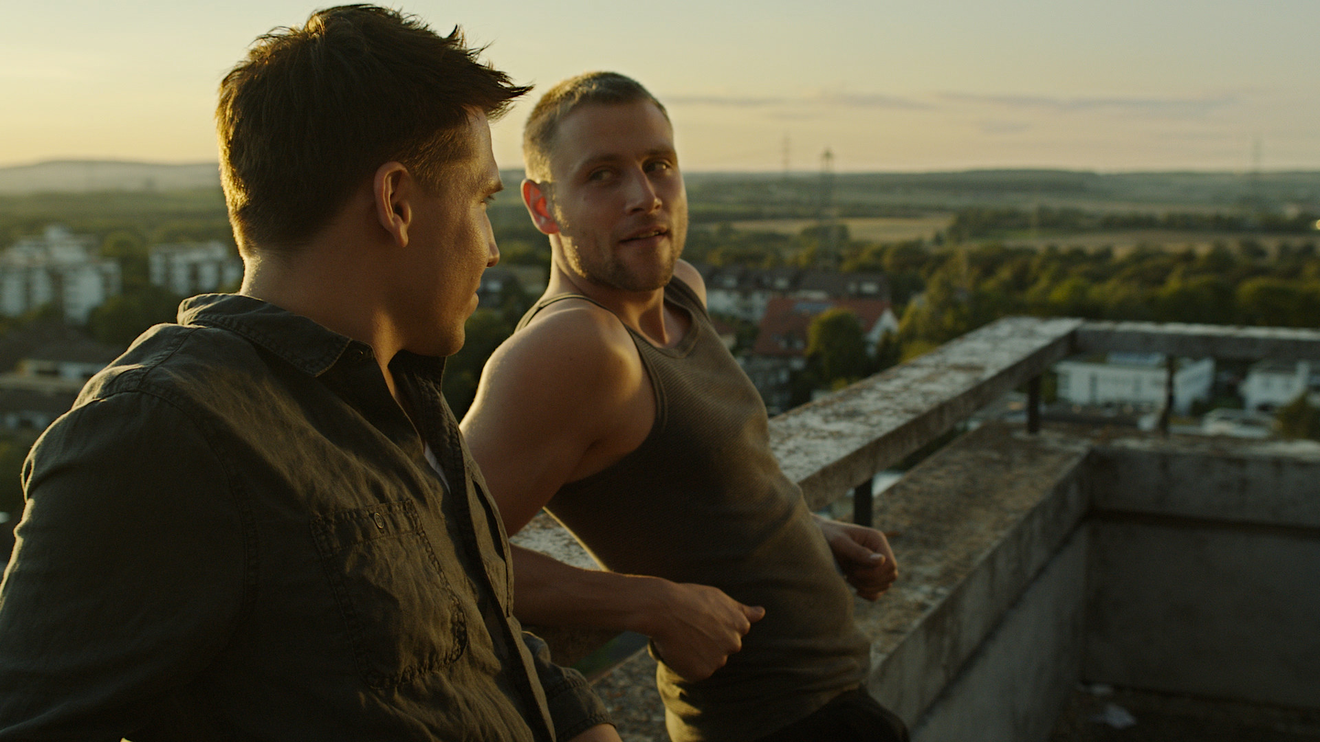 Freier Fall (Free Fall). 2013. Germany. Directed by Stephan Lacant