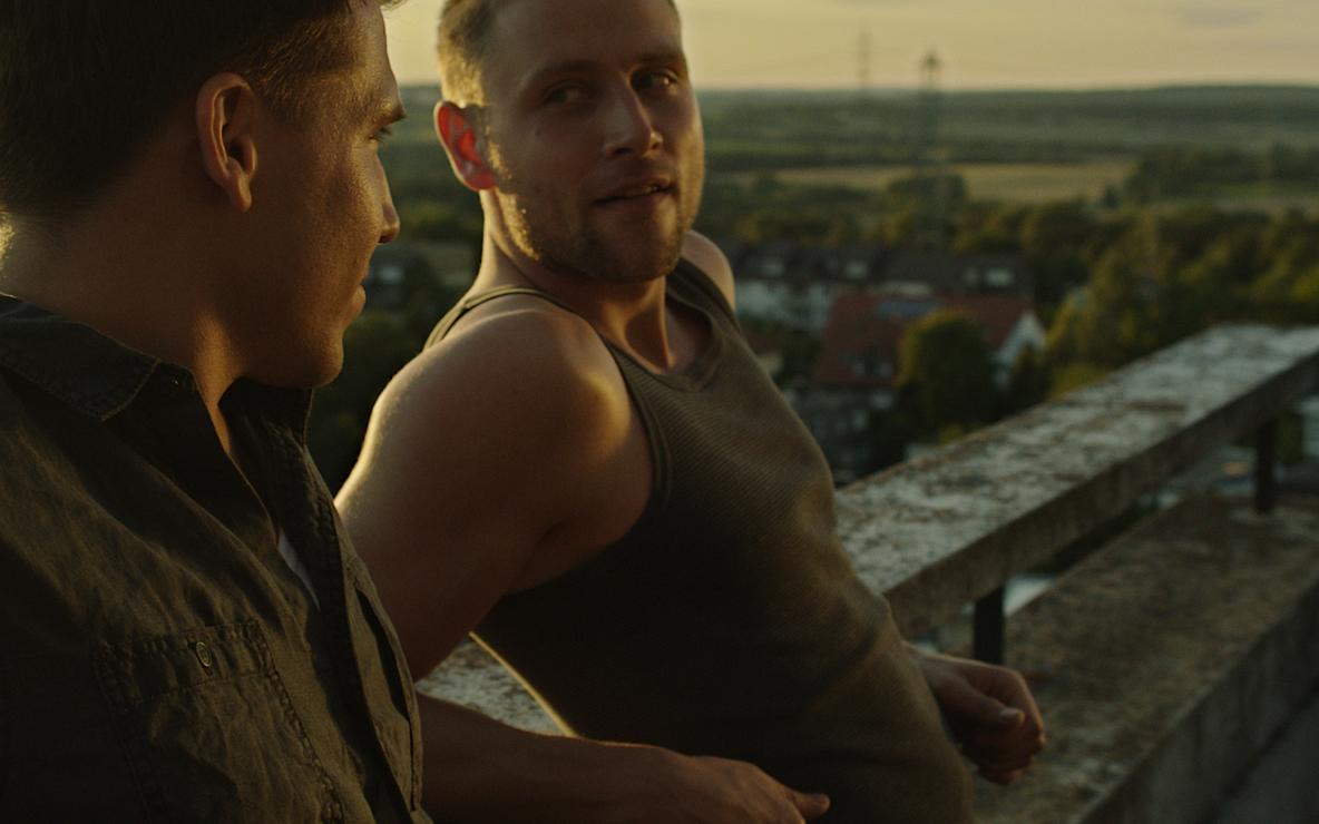 *Freier Fall (Free Fall)*. 2013. Germany. Directed by Stephan Lacant