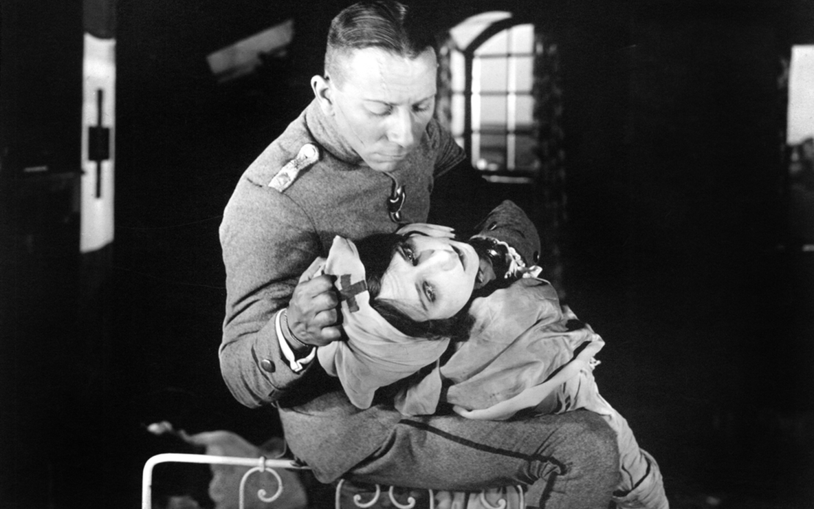 *The Heart of Humanity*. 1919. USA. Directed by Allen Holubar