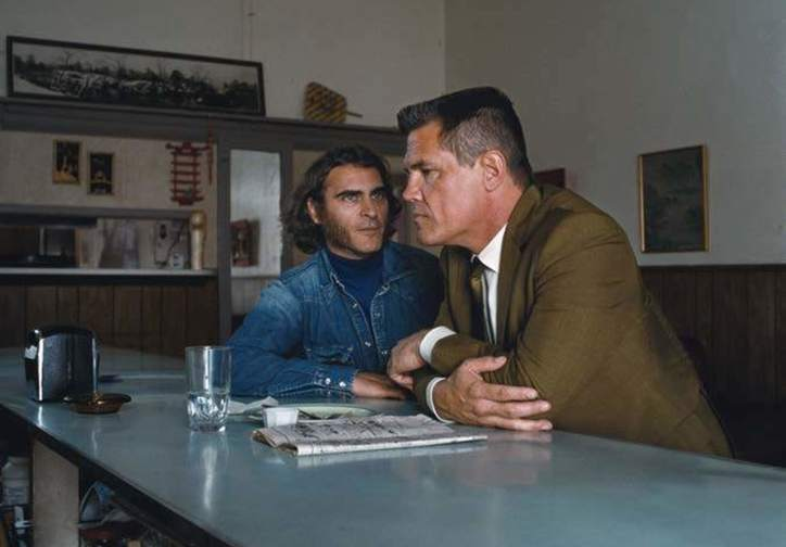 Inherent Vice. 2014. USA. Directed by Paul Thomas Anderson. Courtesy of Warner Bros