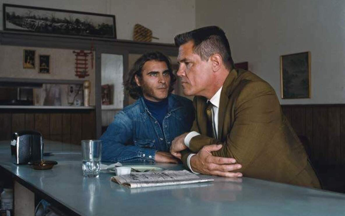 *Inherent Vice*. 2014. USA. Directed by Paul Thomas Anderson. Courtesy of Warner Bros