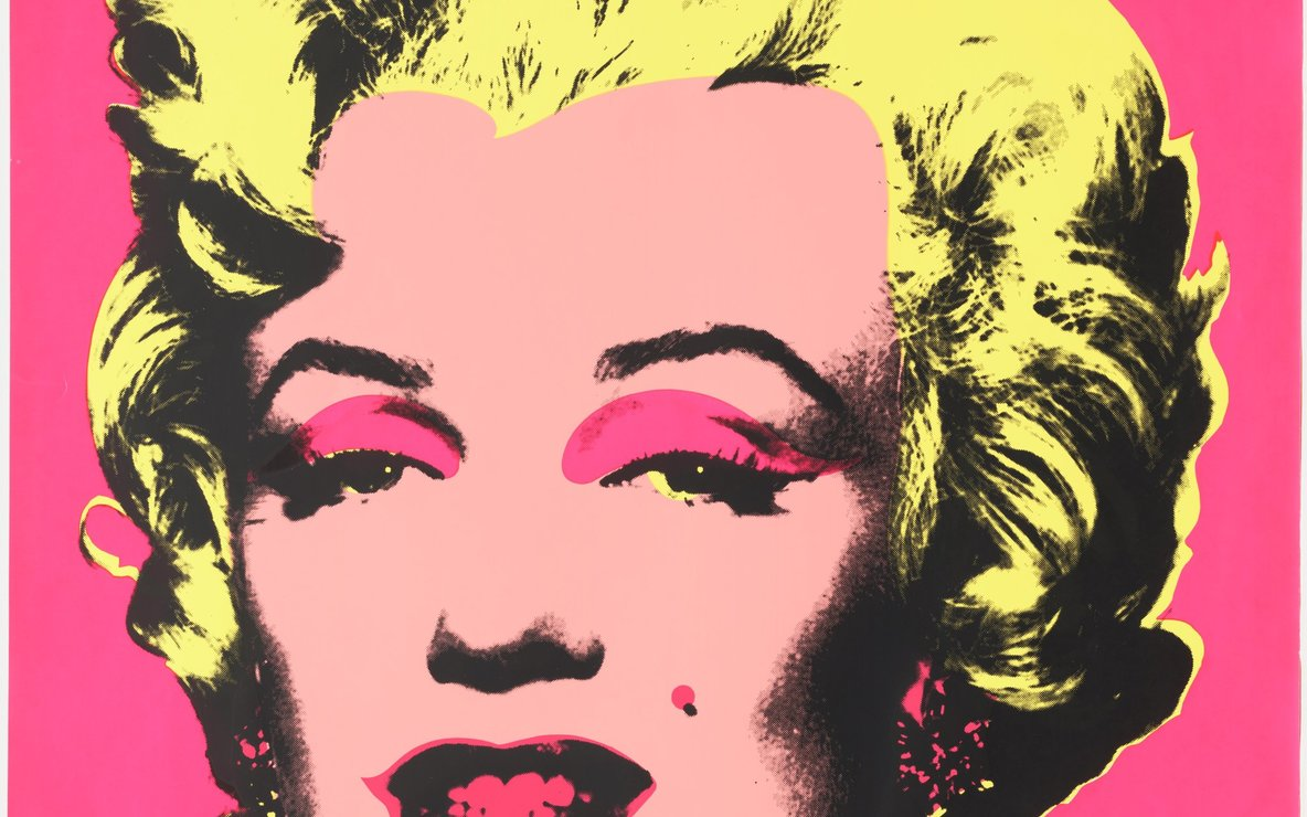 "Andy Warhol. Untitled from *Marilyn Monroe*. 1967. One from a portfolio of 10 screenprints, composition and sheet: 36 x 36"" (91.5 x 91.5 cm). Publisher: Factory Additions, New York. Printer: Aetna Silkscreen Products Inc., New York. Edition: 250. Gift of Mr. David Whitney, 1968. © 2015 Andy Warhol Foundation for the Visual Arts/Artists Rights Society (ARS), New York"