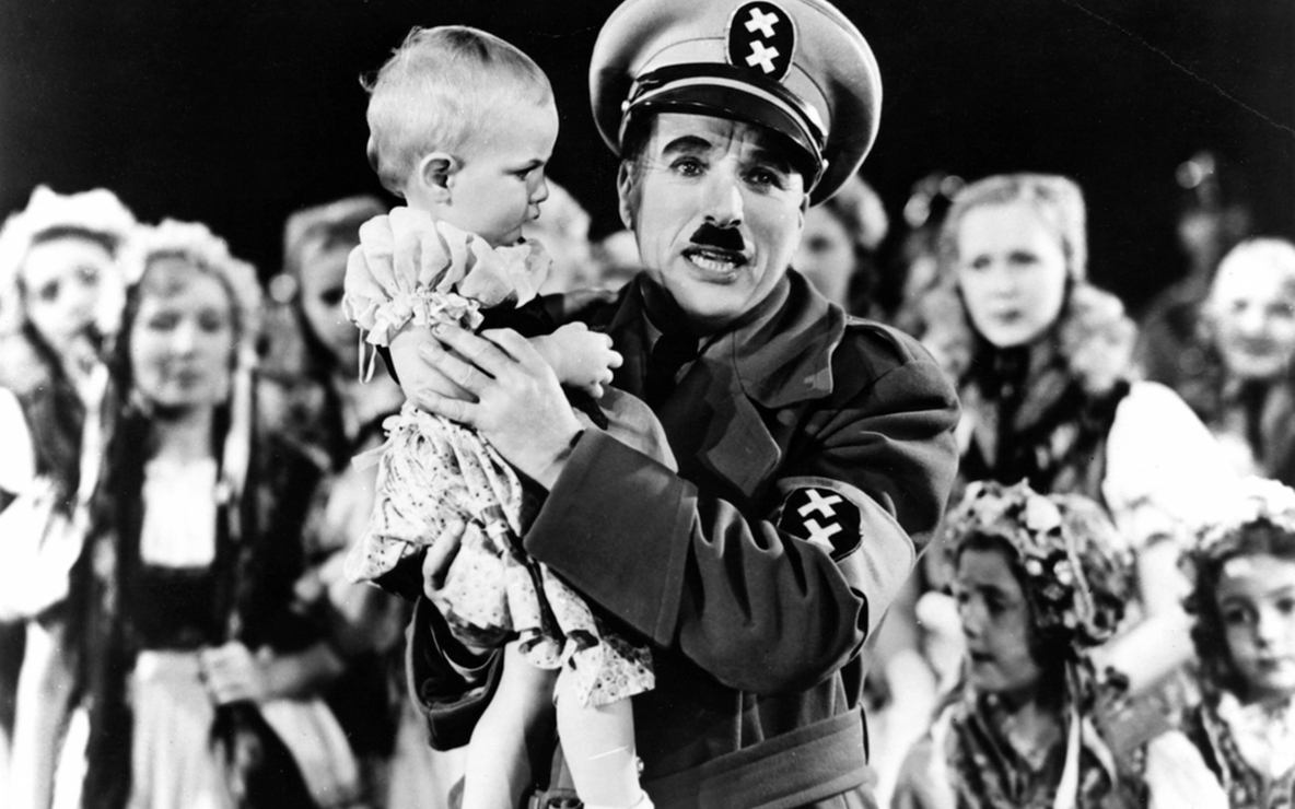 *The Great Dictator*. 1940. USA. Directed by Charles Chaplin