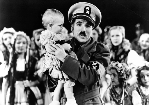 The Great Dictator. 1940. USA. Directed by Charles Chaplin