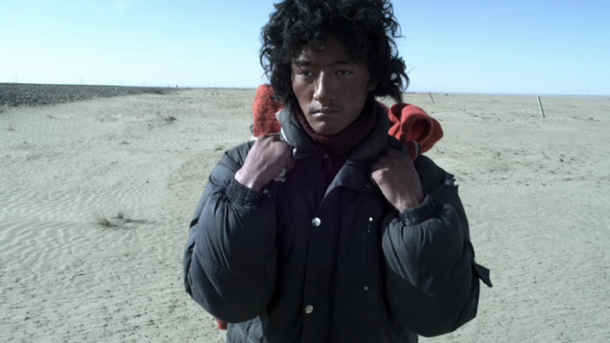 The Sun Beaten Path. 2011. China. Directed by Sonthar Gyal. 89 min. Courtesy of Gyal and Sundance Institute