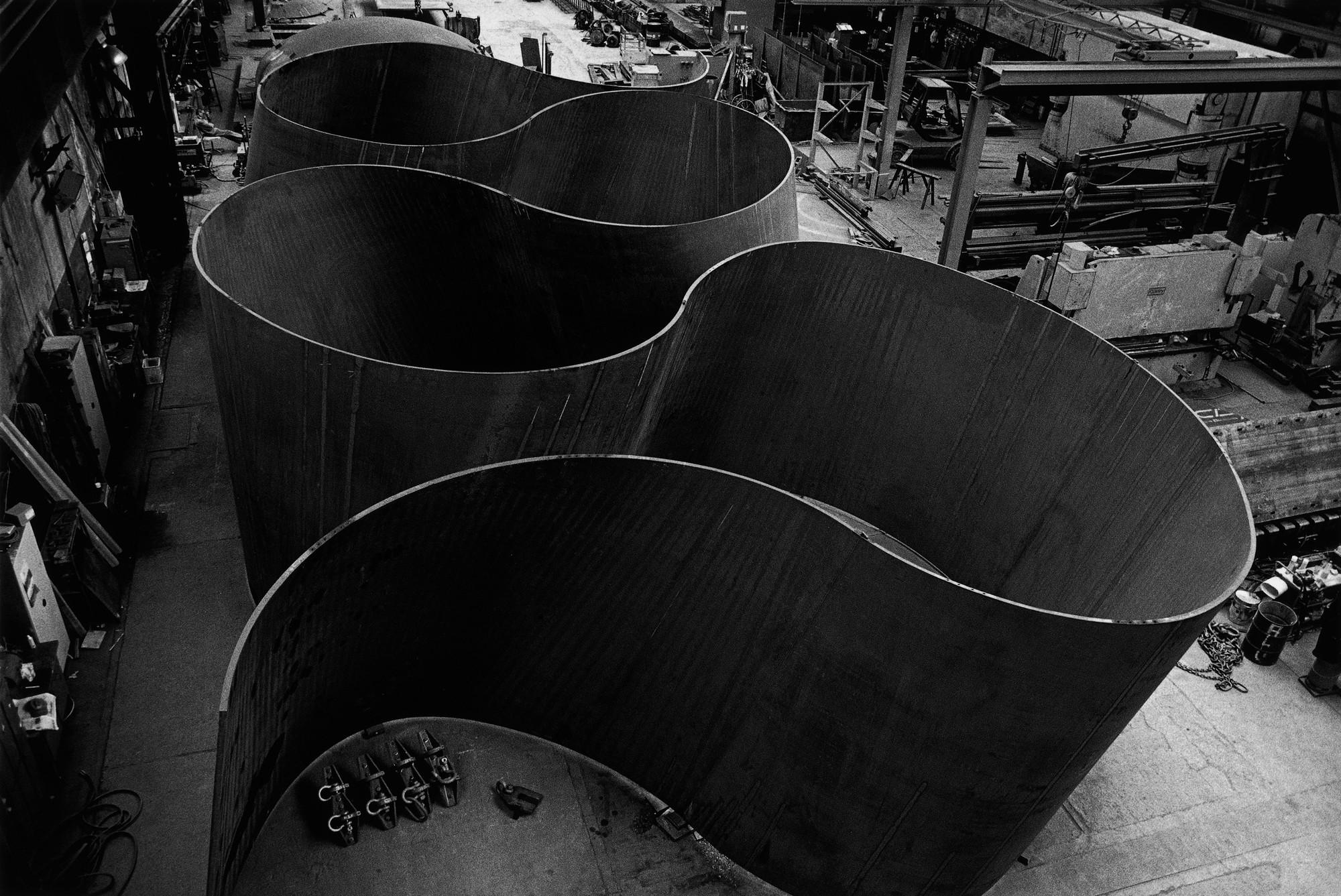 Moma Floor Plan Richard Serra Sculpture Forty Years Moma