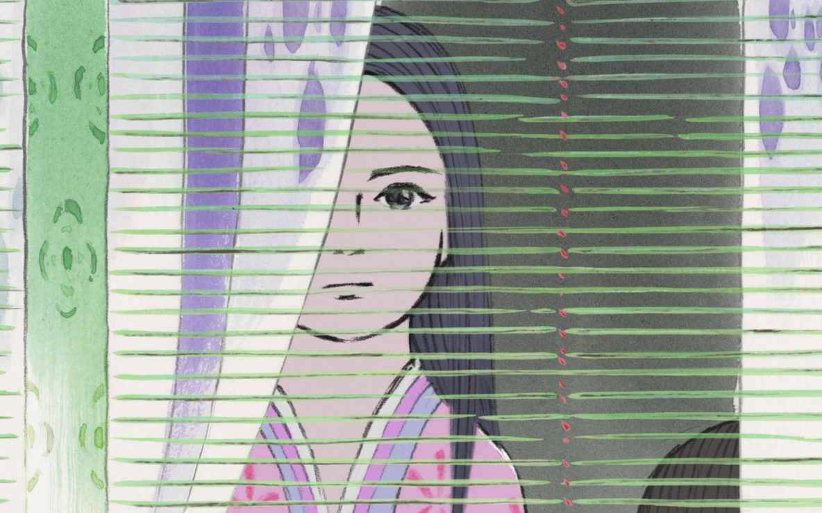 *The Tale of Princess Kaguya*. 2014. Japan. Directed by Isao Takahata. Courtesy of GKids