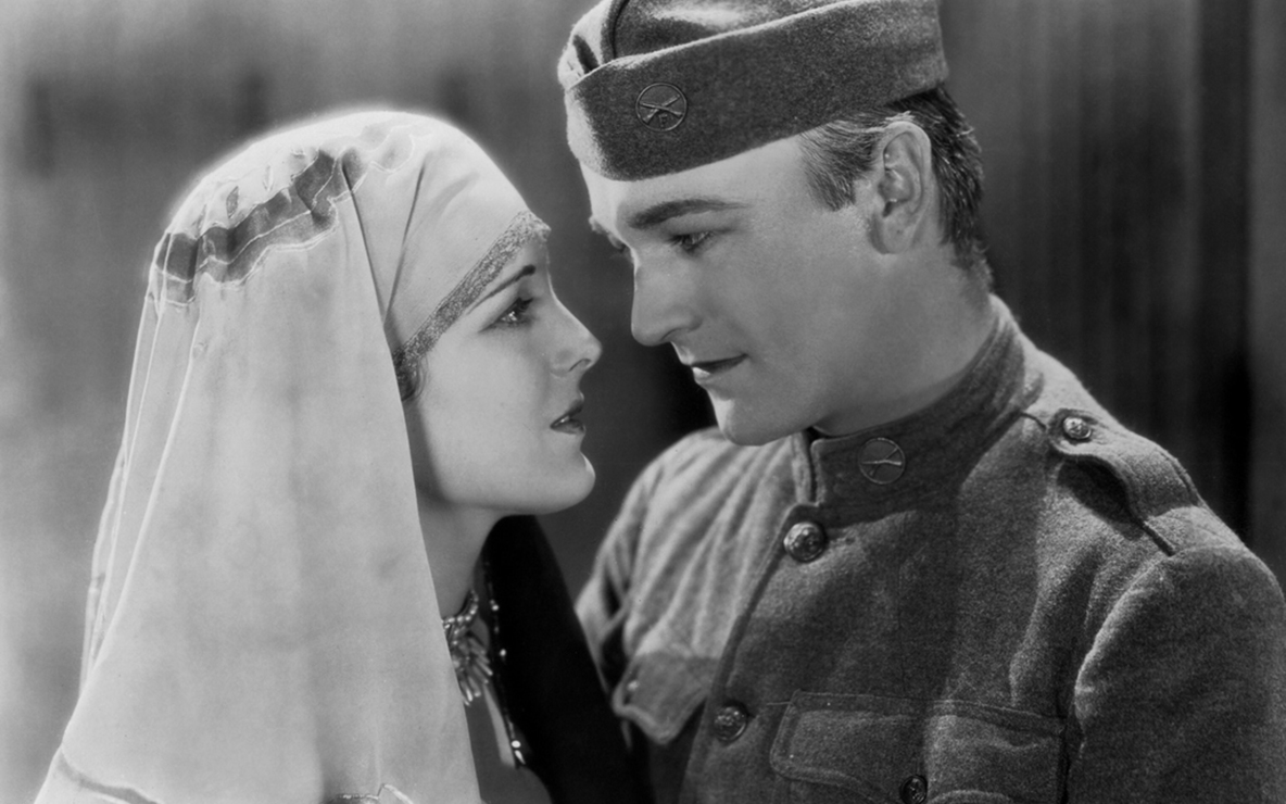 *Two Arabian Knights*. 1927. USA. Directed by Lewis Milestone