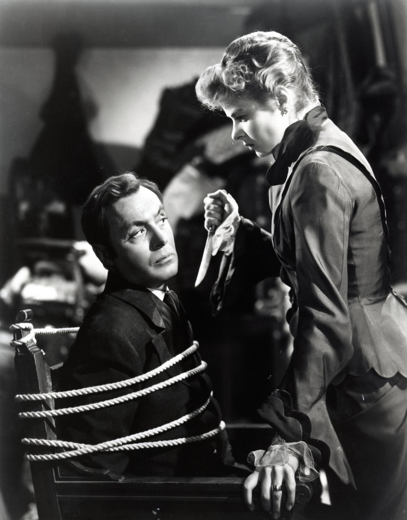 *Gaslight*. 1944. USA. Directed by George Cukor. Courtesy The Museum of Modern Art Film Stills Archive