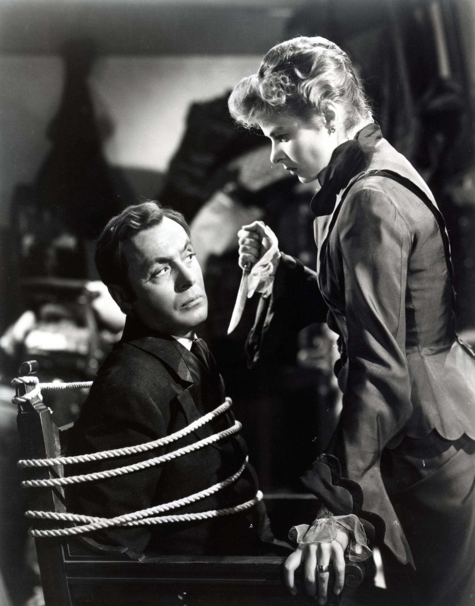Gaslight  Directed By George Cukor MoMA - Film museums in usa