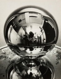 Man Ray. Laboratory of the Future. 1935. Gelatin silver print, 9 1/16 × 7″ (23.1 × 17.8 cm). The Museum of Modern Art, New York. Gift of James Johnson Sweeney © 2013 Man Ray Trust / Artists Rights Society (ARS), New York / ADAGP, Paris