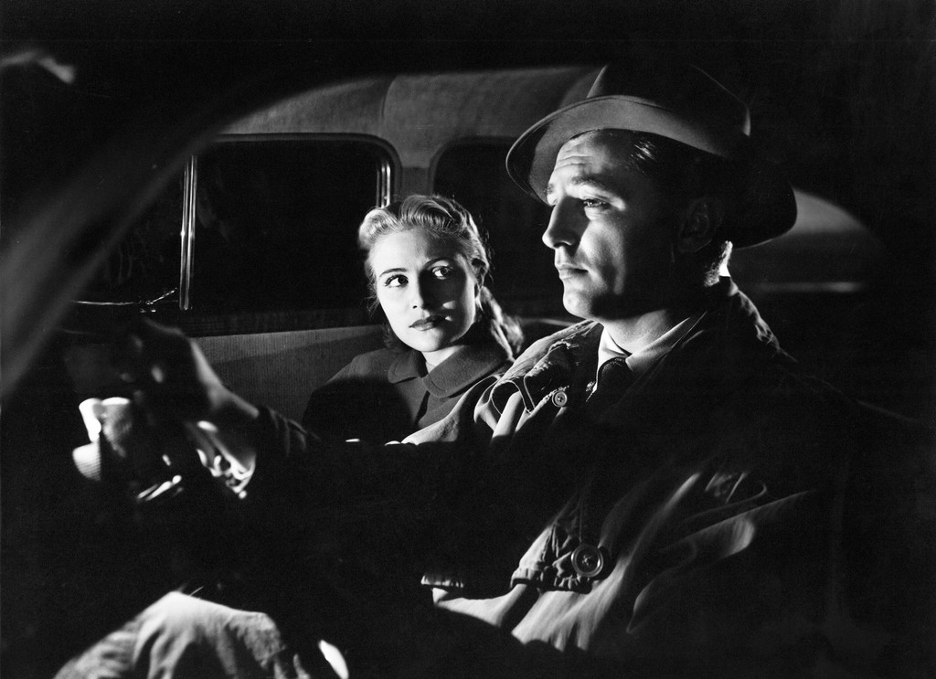 *Out of the Past.* 1947. USA. Directed by Jacques Tourneur