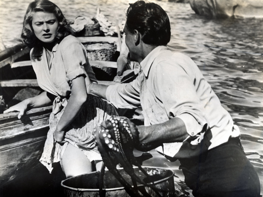 *Stromboli*. 1950. Italy/USA. Directed by Roberto Rossellini. Courtesy The Museum of Modern Art Film Stills Archive
