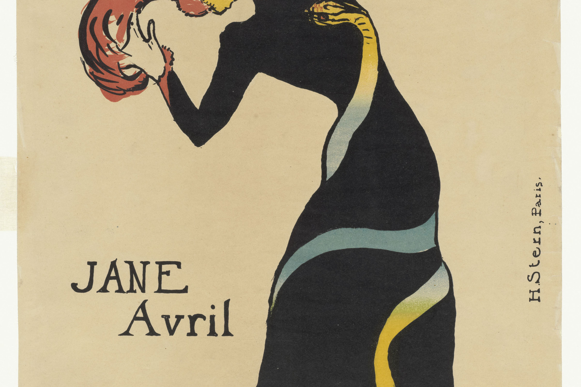 The Paris Of Toulouse Lautrec Prints And Posters Moma