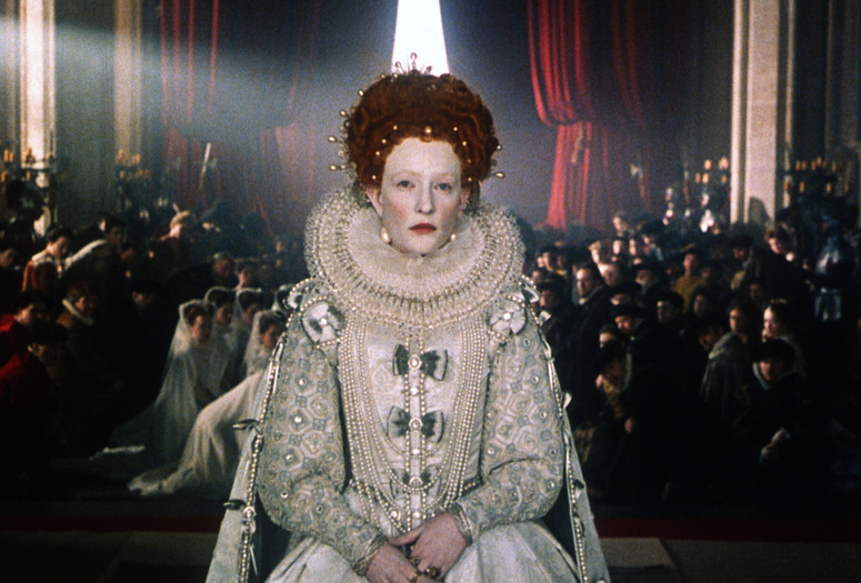 Elizabeth. 1998. Directed by Shekhar Kapur | MoMA