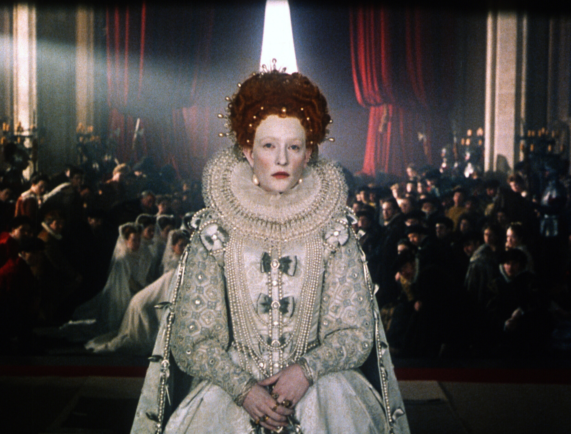 an analysis of the film elizabeth (1) film vs the play ok many of you saw the film with meryl streep and julia roberts — wow — that was so not the play some plays just do not translate to the screen.