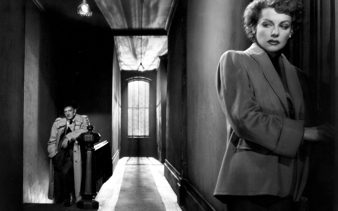 *Woman on the Run*. 1950. USA. Directed by Norman Foster. Courtesy UCLA Film & Television Archive