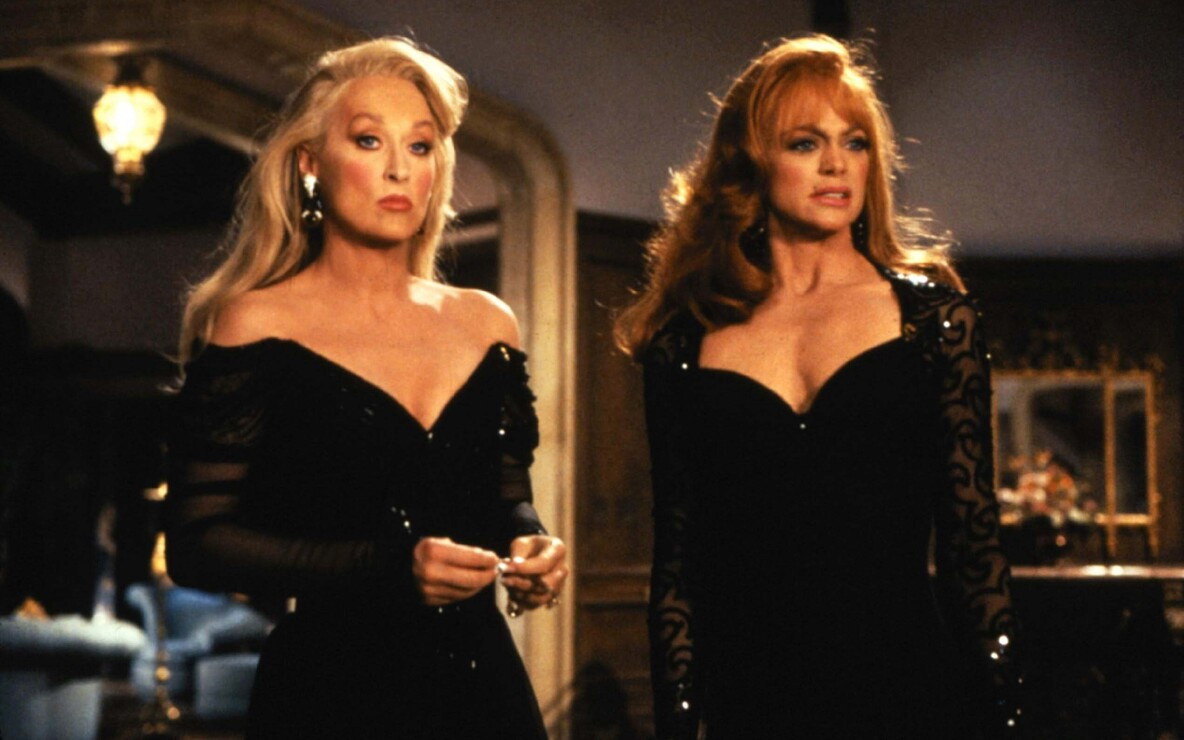 *Death Becomes Her*. 1992. USA. Directed by Robert Zemeckis. Courtesy of Photofest