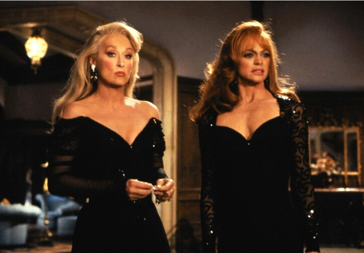 Death Becomes Her. 1992. USA. Directed by Robert Zemeckis. Courtesy of Photofest