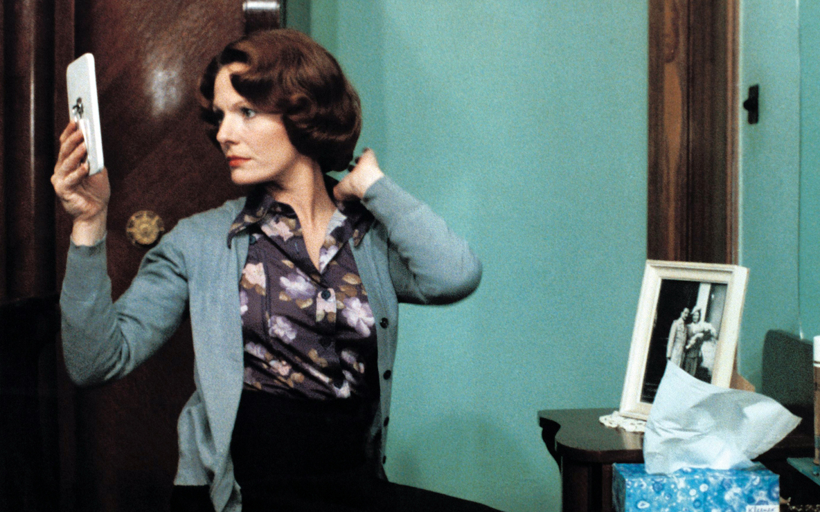 *Jeanne Dielman, 23, quai du Commerce, 1080 Bruxelles*. 1975. Belgium/France. Directed by Chantal Akerman. Courtesy Janus Films